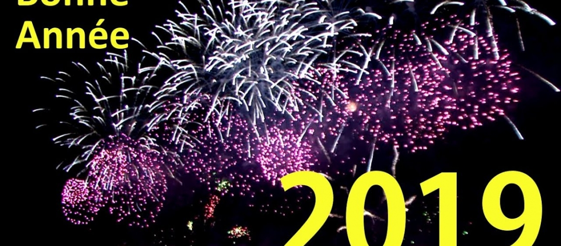 January 01 , 2019. Happy New Year 2019 to all.