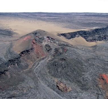 August 14, 2015. English.  Mauna Loa ,  Chaparrastique, Popocatepetl.