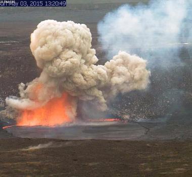 04/05/2015. Etna, Kilauea , Hakoneyama.
