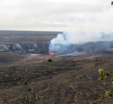 September 21 , 2016. EN.  Kilauea , Mauna Loa , Turrialba , Planchon-Peteroa .
