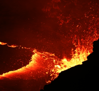 November 16 , 2016. EN. Kilauea , Turrialba , Fuego ,  Frosty , Ubinas .
