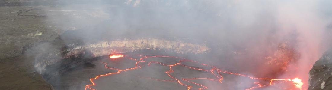 31 Mai 2017. FR . Kilauea , Sheveluch , Sabancaya , Nevado Del Ruiz , Bulusan .