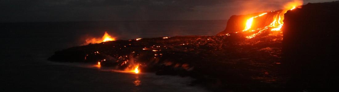 08/10/2017. FR. Copahue , Kilauea , Ili Lewotolo , Agung , Pacaya .