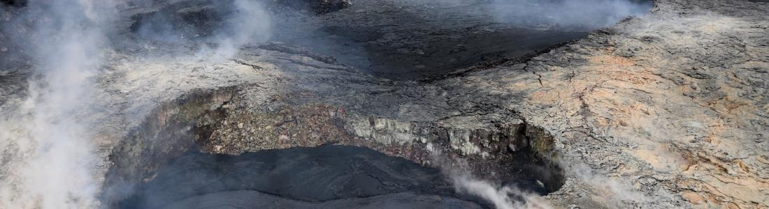 30 Mars 2018. FR. Kilauea , Cerro Machin , Sabancaya , Sinabung ,