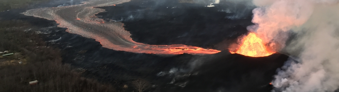June 08 , 2018.  EN . Hawai : Pu'u 'Ō'ō / Kilauea , Chile : Parinacota , Guatemala : Fuego , Colombia : Galeras .