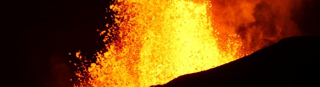 June 09 , 2018.  EN.  Hawai : Pu'u 'Ō'ō / Kilauea , Chili : Copahue , Guatemala : Fuego , Mexique : Popocatepetl .