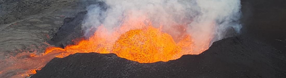 18 Juin 2018. FR. Hawai : Pu'u 'Ō'ō / Kilauea , Equateur / Galapagos : Fernandina , Guatemala : Fuego , Philippines : Mayon .