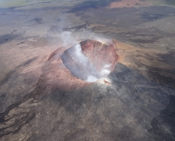 July 19 , 2018. EN.  Colombia : Nevado Del Ruiz , Hawai : Kilauea , Philippines : Kanlaon , Indonesia : Anak Krakatau .