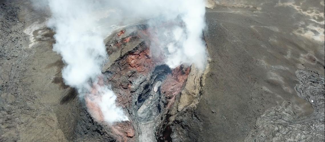 August 11 , 2018. EN.  Chile : Lascar , Kamchatka : Ebeko , Iceland : Katla , Hawai : Kilauea , Mexico : Popocatepetl .