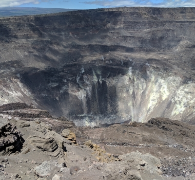 May 15 , 2019 . EN . Hawaii : Kilauea , Colombia : Cumbal , Indonesia : Karangetang , Guatemala : Fuego , United States : Yellowstone .