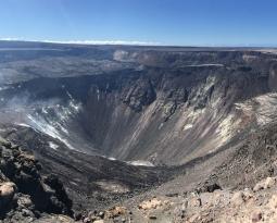 May 22, 2019 . EN . Hawaii : Kilauea , Colombia : Chiles / Cerro Negro , Ecuador : Sangay , Guadeloupe : La Soufrière .