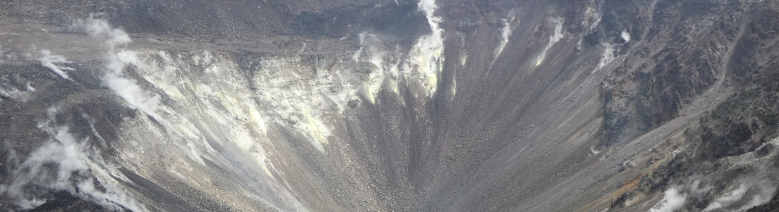 November 08 , 2019 . EN . Hawaii : Kilauea , Italy : Vesuvius , Costa Rica : Poas , Chile : Nevados of Chillan .