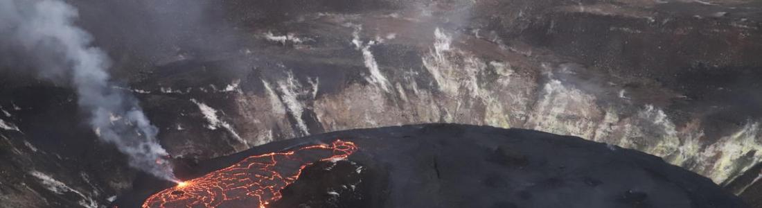 12 Février 2021. FR . Indonésie : Sinabung , Hawaii : Kilauea , Kamchatka : Klyuchevskoy , Japon : Sakurajima , Chili : Nevados de Chillan .
