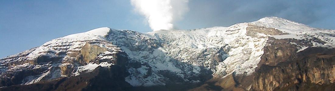 14/07/2015. Français. Colima , Nevado Del Ruiz , Raung .