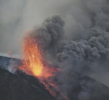 February 21 , 2016. EN. Cotopaxi , Momotombo , Shishaldin , Chiles/Cerro-Negro .