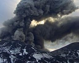 March 26 , 2017. EN.  Nevados De Chillan , Kambalny , Sakurajima , Popocatepetl .