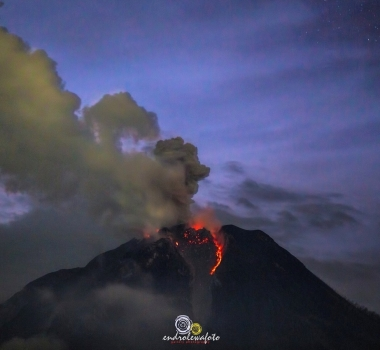 May  02 , 2017.  EN. Sinabung , Poas , Turrialba , Mauna Loa , Yellowstone.