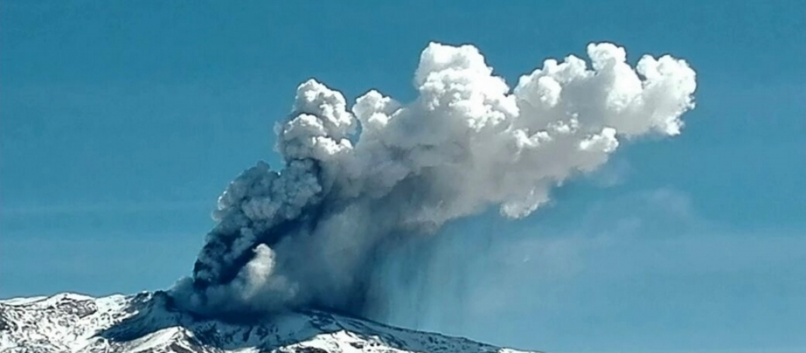 April 19 , 2018. EN .  Copahue , Nevados de Chillan , Fuego , Ambae .