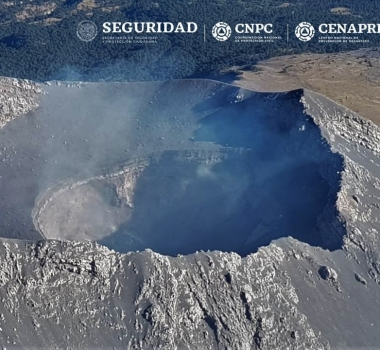 January 29 , 2019.  EN.  Chile : Copahue , Peru : Sabancaya / Ubinas , Indonesia : Dukono , Mexico : Popocatepetl .