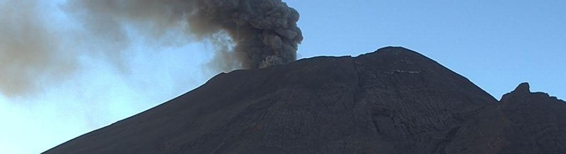 08 Mars 2020. FR. Chili : Nevados de Chillan , Indonésie : Merapi , Mexique : Popocatepetl , Costa Rica : Turrialba / Poas / Rincon de la Vieja .