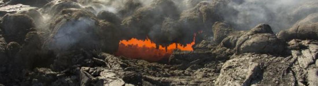 January 22 , 2016. EN.  Nevado Del Ruiz , Kilauea , Rokatenda , Bromo .