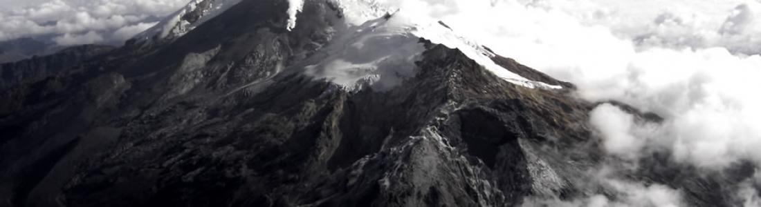 16 Octobre 2019. FR. Colombie : Nevado del Huila , Pérou : Sabancaya , Indonésie : Karangetang , Guatemala : Fuego .