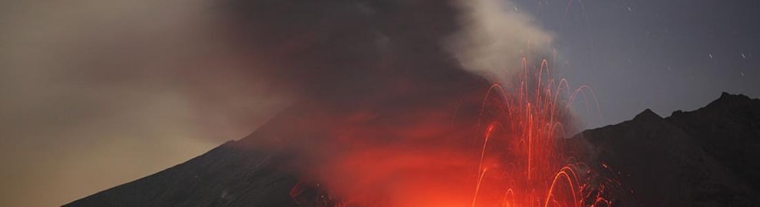 11/05/2017. FR. Poas , Manam , Kilauea , Sakurajima ( Aira) .