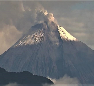 October 06 ,2020. EN. La Réunion : Piton de la Fournaise , Peru : Sabancaya , Costa Rica : Rincon de la Vieja , Ecuador : Sangay .
