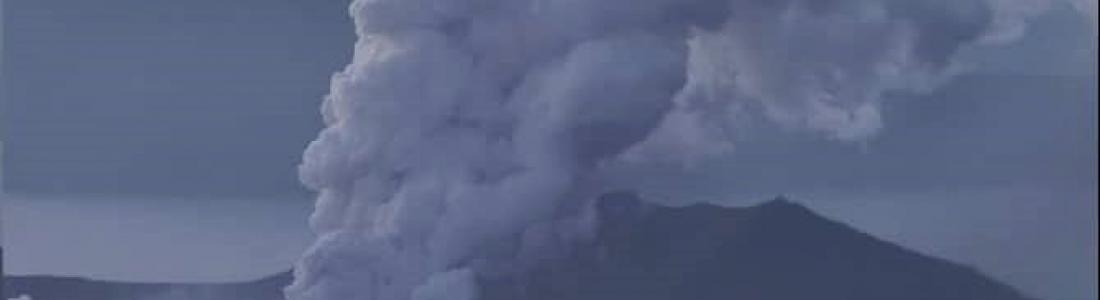 17 Janvier 2020 . FR . Philippines : Taal , Alaska : Shishaldin , Indonésie : Dukono , Hawaii : Mauna Loa , Chili : Nevados de Chillan .