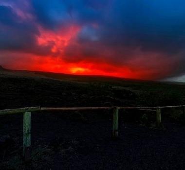 August 12, 2019. EN . La Reunion : Piton de la Fournaise , Indonesia : Slamet , Kamchatka : Ebeko , Italy / Sicily : Etna .