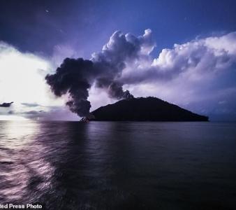 19 Janvier 2018. FR.  Mayon , Kadovar , San Miguel ( Chaparrastique) , Great Sitkin .