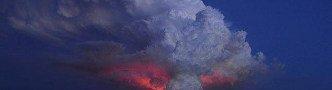 27/08/2015. Telica, Wolf, Ubinas, Kilauea .