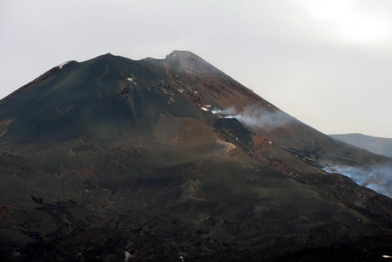 17/05/2015. Etna , Calbuco, Grímsvötn , Shishaldin.