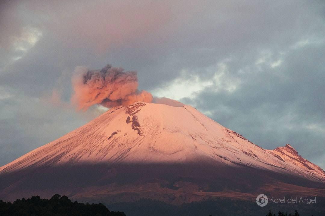 15/03/2017. FR. Bogoslof , Popocatepetl , Bulusan , Mauna Loa , Etna .