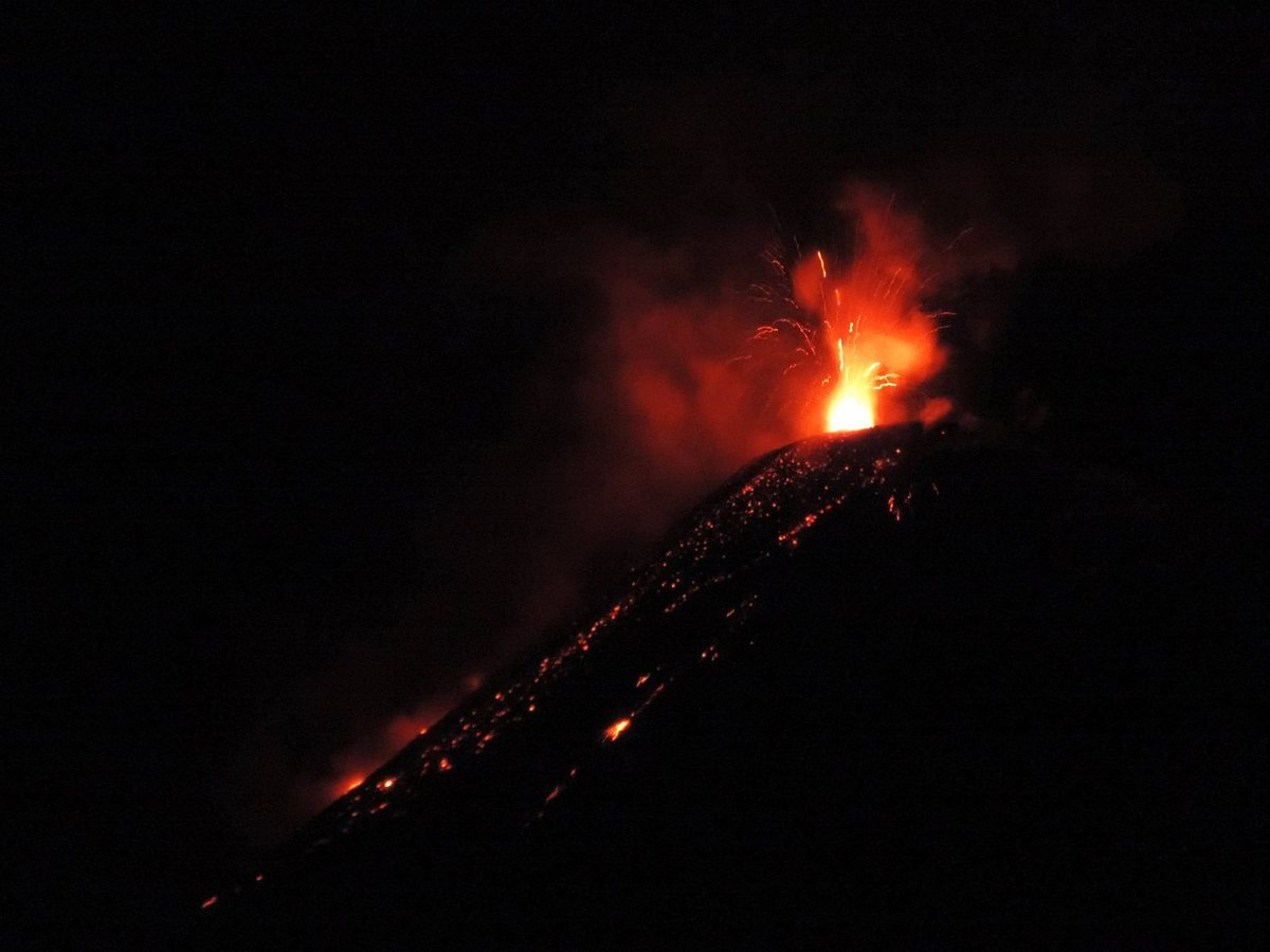 April 17 , 2017.  EN. Poas , Turrialba , Reventador , Bogoslof .