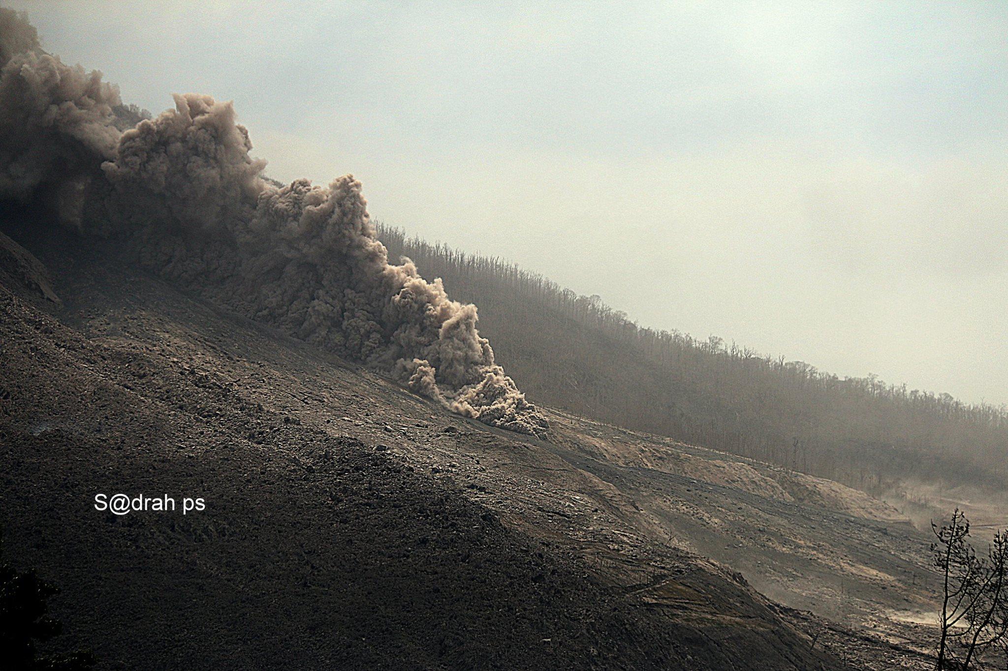 25/06/2015. Français . Nevado Del Ruiz, Sinabung , Colo.