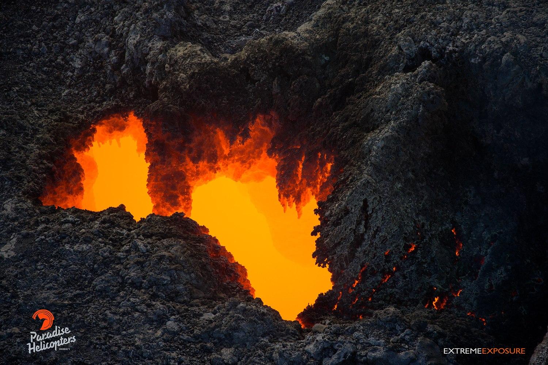 October 27 , 2015. EN. Tungurahua, Ubinas, Kilauea .