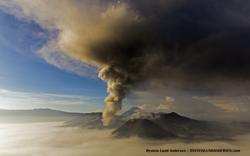 April 08 , 2019. EN. Alaska : Veniaminof , Chile : Nevados de Chillan , Indonesia : Bromo , Mexico : Popocatepetl .