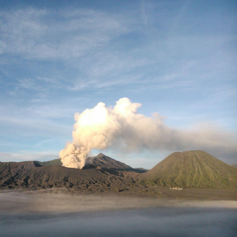 05/04/2016. FR. Villarica , Bromo , Popocatepetl , volcans de Californie .