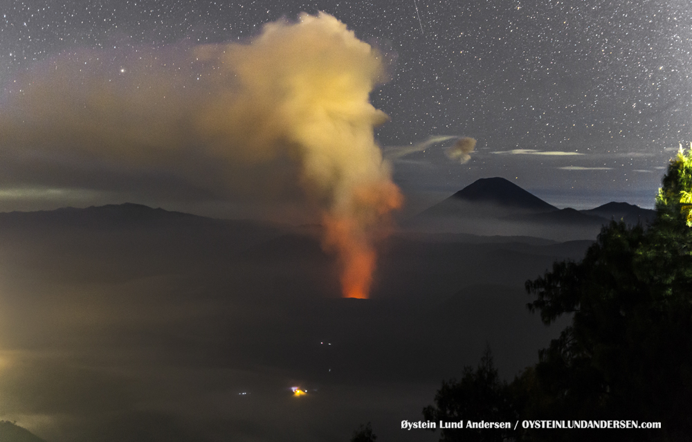 April 19 , 2016. EN.  Popocatepetl , Bromo , Villarica , Cleveland .