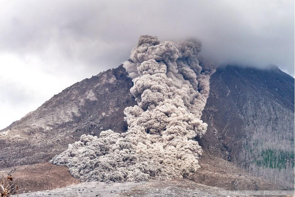 28/08/2016. FR. Nevado Del Ruiz , Popocatepetl , Mauna Loa , Sinabung .