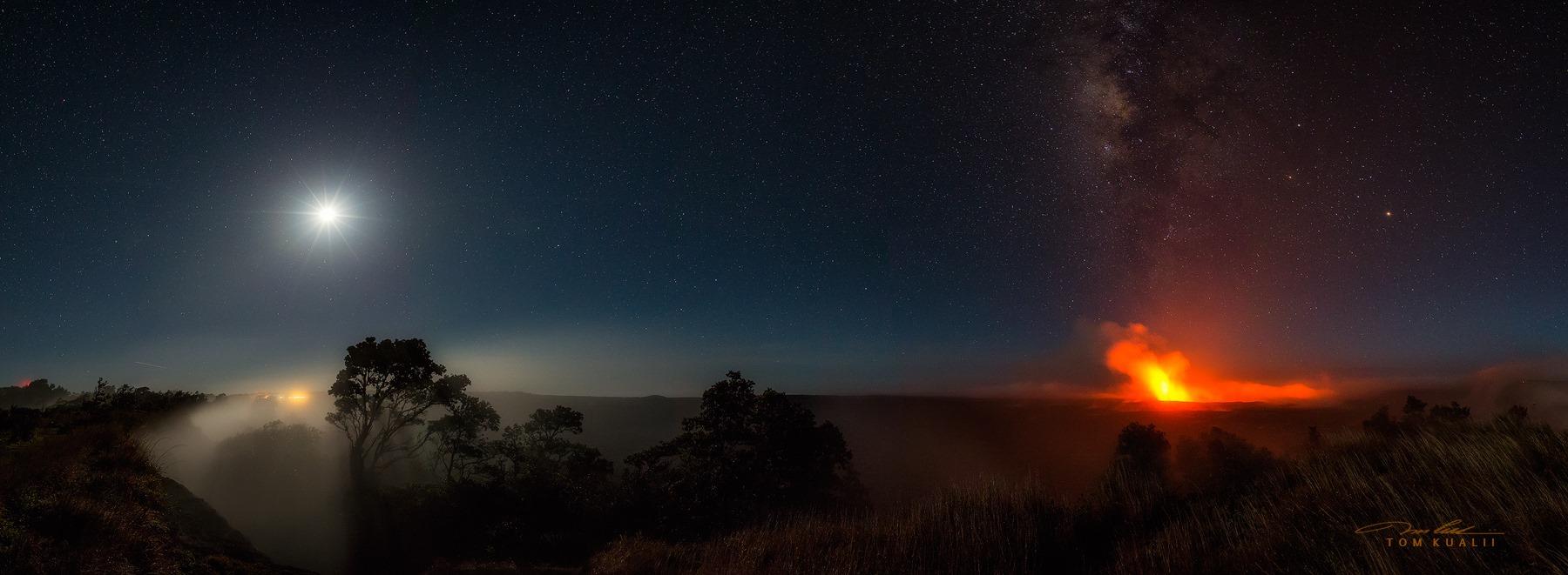 June 05 , 2016.  EN.  Tungurahua , Santiaguito , Kilauea , Bromo .