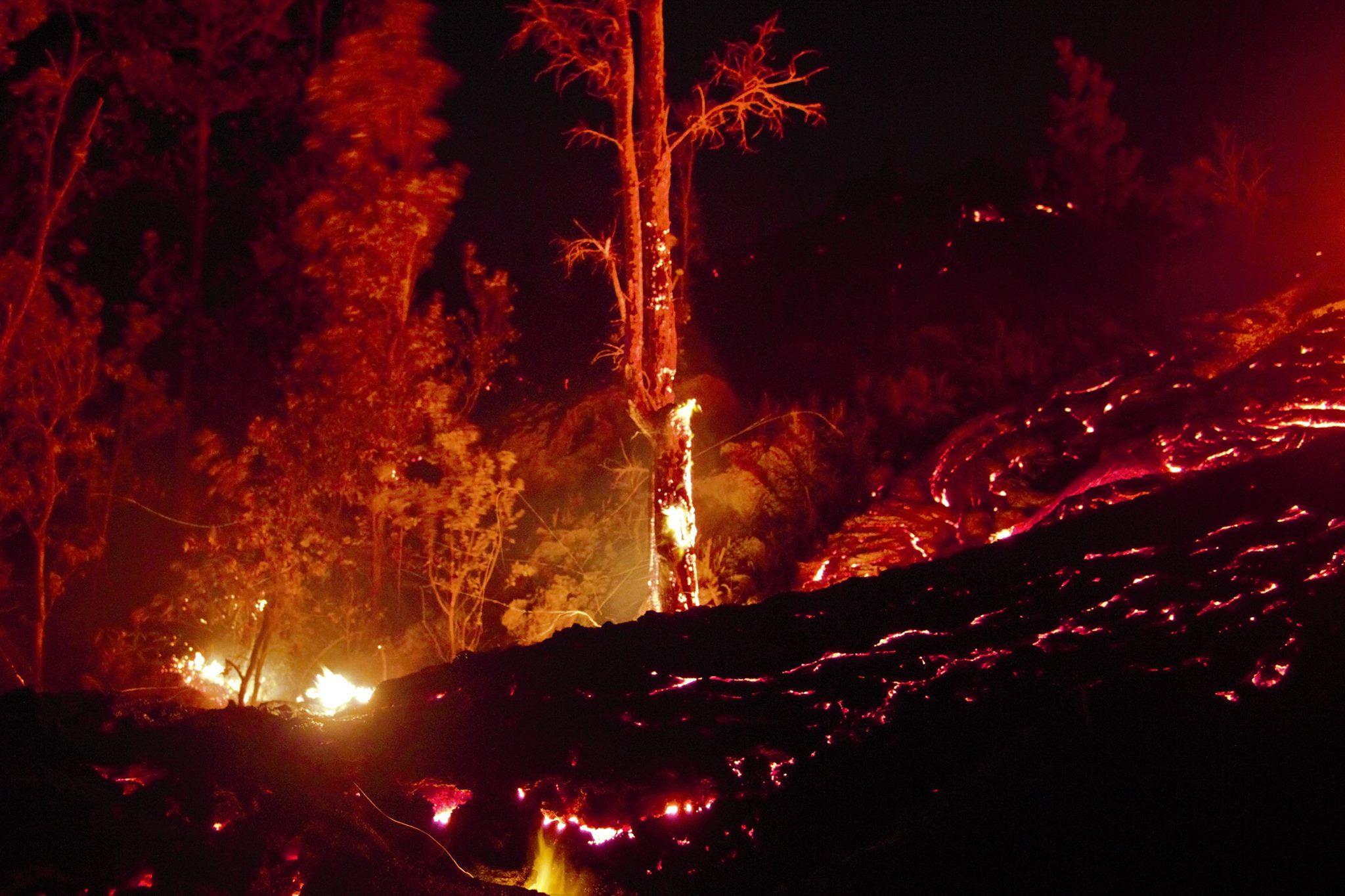 June 28 , 2016. EN.  Kilauea , Masaya , Nevado Del Huila .