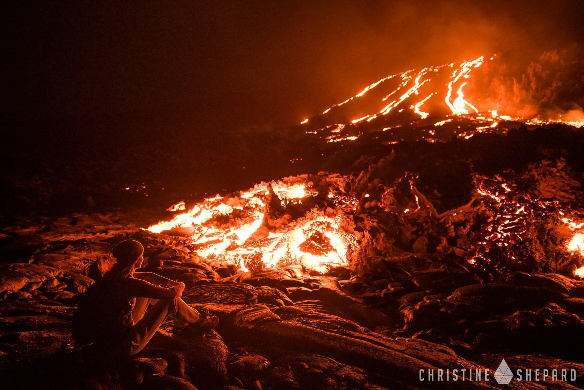 July 05 , 2016 . EN. Sinabung , Kilauea , Bulusan , Ruapehu .