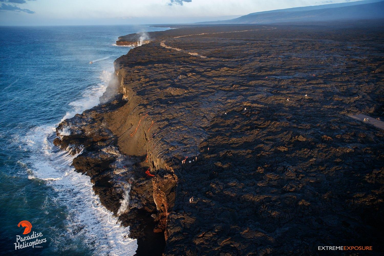 14/08/2016. FR. Kilauea , Popocatepetl , Klyuchevskoy .