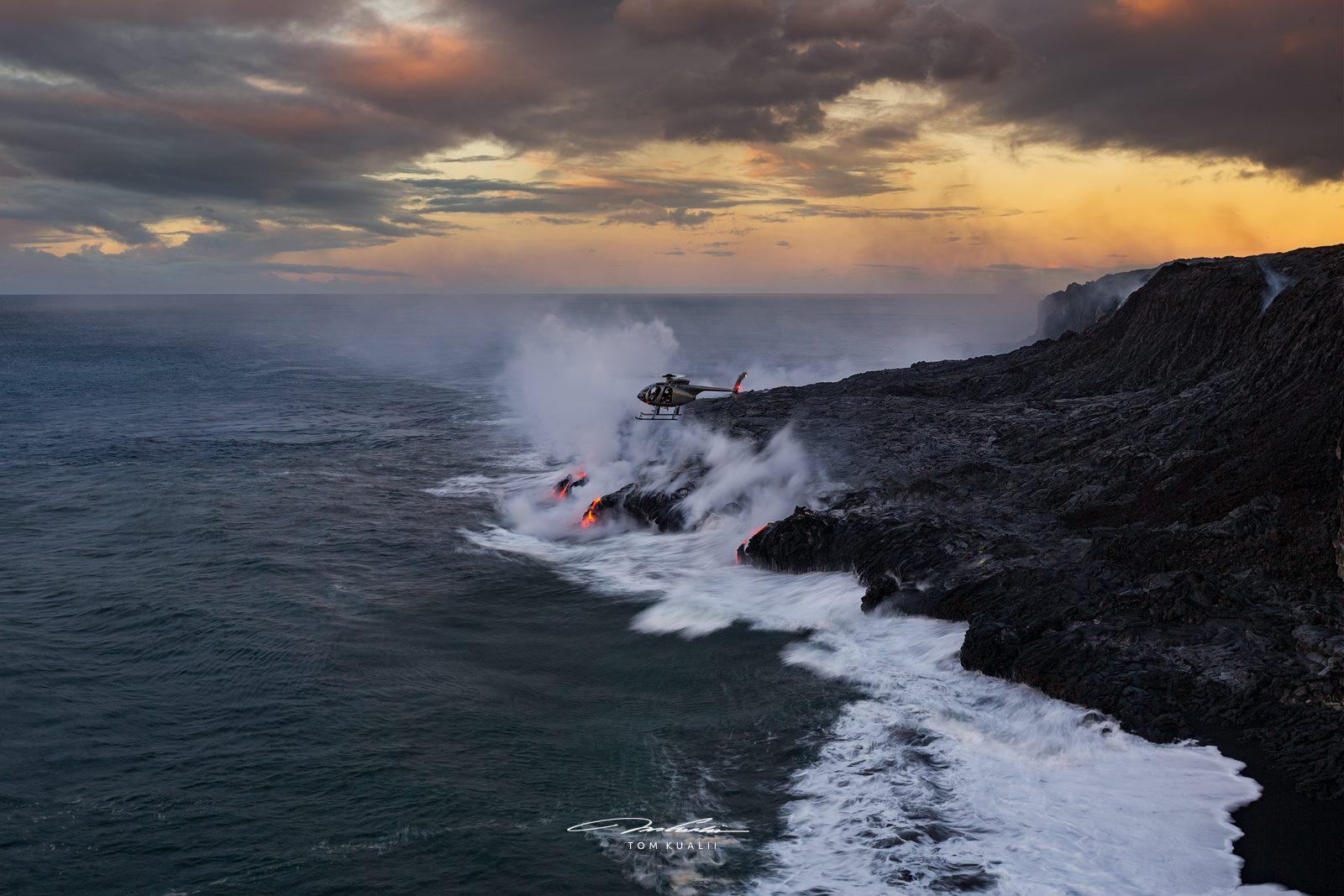 25/08/2016. FR. Kilauea , Soufrière Hills , Popocatepetl , Santiaguito .
