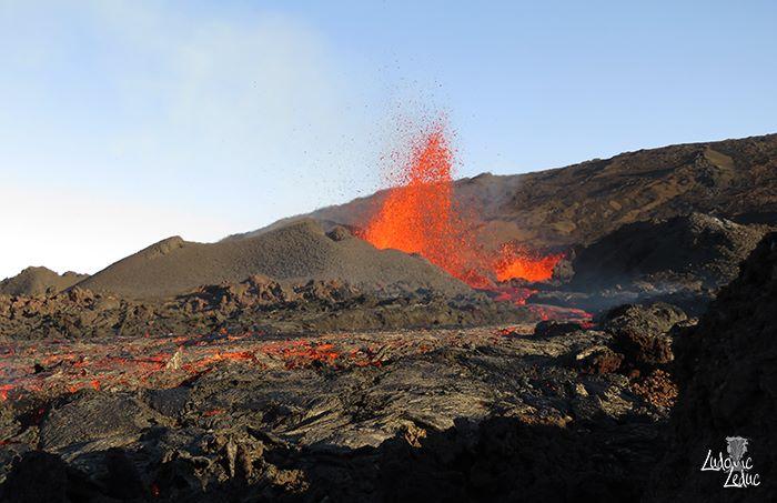 15/09/2016. FR. Piton de la Fournaise , Kilauea , White Island , Fuego .