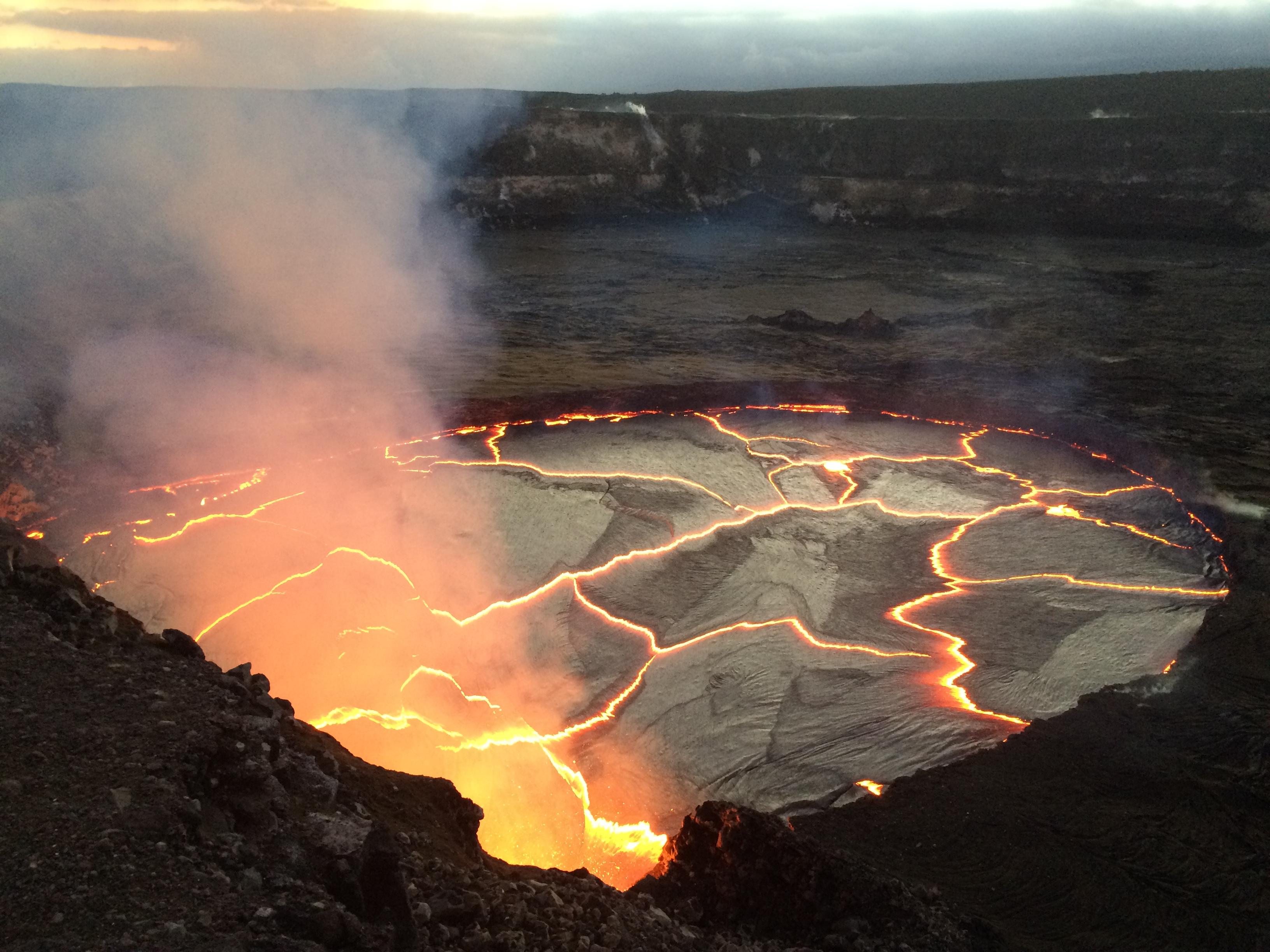 09/09/2016. FR. Kilauea , Planchon-Peteroa , Fuego , Sheveluch .