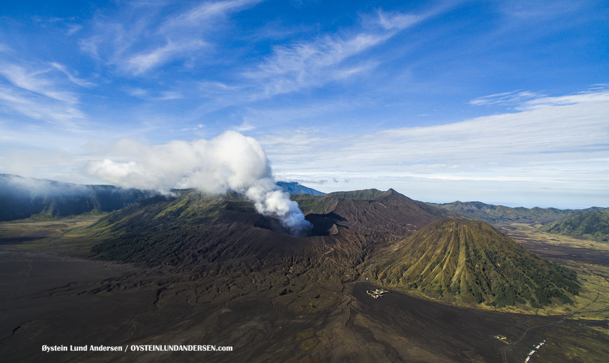 March 01 , 2019.  EN.  La Réunion : Piton de la Fournaise , Indonesia : Bromo , Colombia : Nevado del Ruiz , Japan : Aira Caldera ( Sakurajima ) .