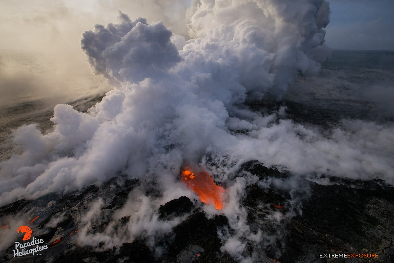December 02, 2016. EN. Ticsani , Sabancaya , Kilauea , Yellowstone , Cerro Hudson .